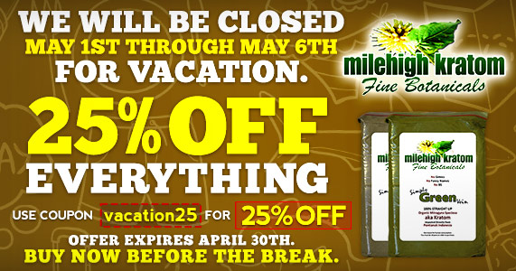 25% OFF with coupon code : vacation25